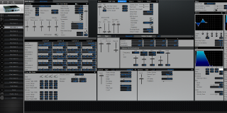 Click to display the Roland XV-2020 Pfm Patch 2 Editor