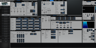 Click to display the Roland XV-2020 Pfm Patch 4 Editor