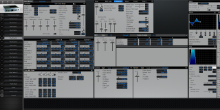 Click to display the Roland XV-2020 Pfm Patch 5 Editor