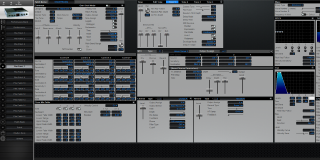 Click to display the Roland XV-2020 Pfm Patch 7 Editor