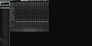 Click to display the Roland XV-3080 Performance - Parts I Mode Editor