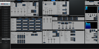 Click to display the Roland XV-5050 Patch Editor