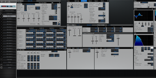 Click to display the Roland XV-5050 Pfm Patch 1 Editor