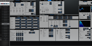 Click to display the Roland XV-5050 Pfm Patch 10 Editor