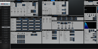 Click to display the Roland XV-5050 Pfm Patch 11 Editor