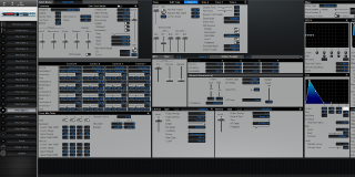 Click to display the Roland XV-5050 Pfm Patch 13 Editor