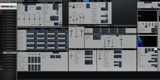 Click to display the Roland XV-5050 Pfm Patch 14 Editor