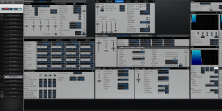 Click to display the Roland XV-5050 Pfm Patch 15 Editor