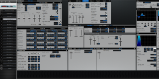 Click to display the Roland XV-5050 Pfm Patch 2 Editor