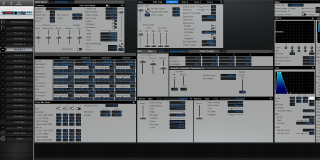 Click to display the Roland XV-5050 Pfm Patch 4 Editor