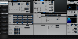 Click to display the Roland XV-5050 Pfm Patch 5 Editor