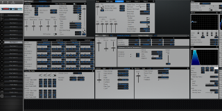Click to display the Roland XV-5050 Pfm Patch 6 Editor