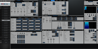 Click to display the Roland XV-5050 Pfm Patch 7 Editor