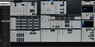 Click to display the Roland XV-5050 Pfm Patch 8 Editor