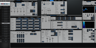 Click to display the Roland XV-5050 Pfm Patch 9 Editor