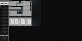 Click to display the Roland XV-5050 System Editor