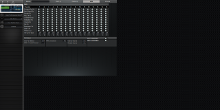 Click to display the Roland XV-5080 Performance - Effects Mode Editor