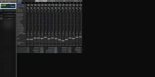 Click to display the Roland XV-5080 Performance - Parts II Mode Editor