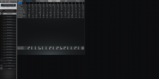 Click to display the Roland XV-88 Performance - Parts II Mode Editor