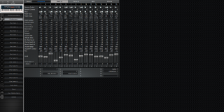 Click to display the Roland XV-88 Performance - Parts I Mode Editor