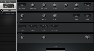 Click to display the Soulsby Mini Odytron Patch Editor
