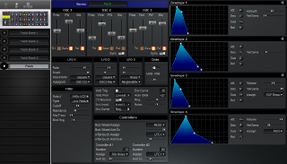 Click to display the Studio Electronics SE-1X Patch Editor