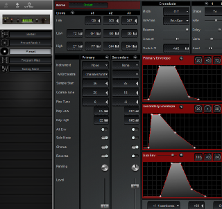 Click to display the Turtle Beach Multisound Preset Editor