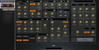 Click to display the Vintage Revolution PedalPro Patch Editor