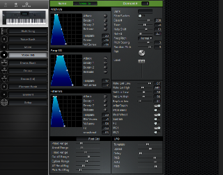 Click to display the Yamaha W5 Voice (Int) Editor