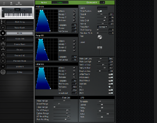 Click to display the Yamaha W5 Voice Editor