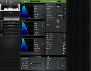 Click to display the Yamaha W7 Voice (Int) Editor